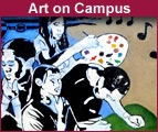 Mural detail - What Does Justice Look Like? by Intro to Muralism students (2007)