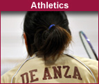 Athletics, Physical Education and Sports at De Anza